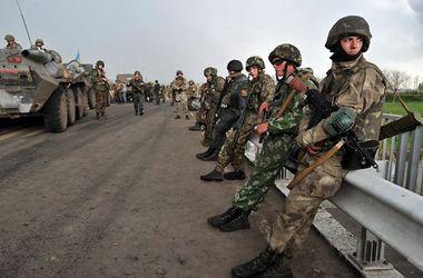 Сегодня во  время обстрела террористами  погиб 21 военный и 2 пограничники  - Нацгвардия
