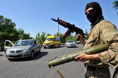 Мирного плана не будет, пока террористы не освободят заложников -  Геращенко