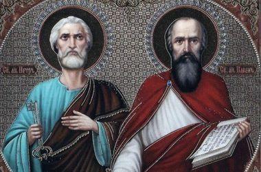 Сегодня православные отмечают день Петра и Павла
