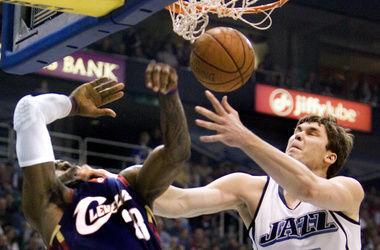 Кирилл Фесенко получил очередной шанс вернуться в НБА