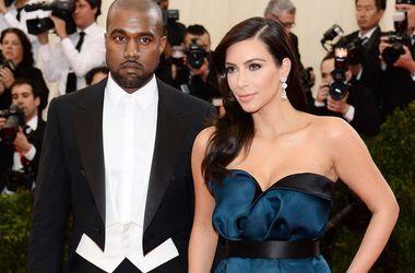 После свадьбы Ким Кардашьян и Канье Уэст начали избегать друг друга