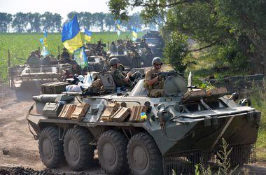 В АТО опровергают слухи о якобы сбитом близ Горловки украинском самолете