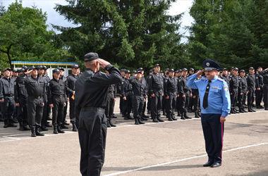 Львовские милиционеры создали батальон и едут в зону АТО