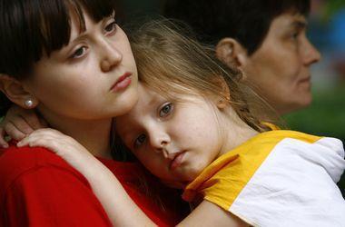 МИД Украины призывает Россию не допустить вывоза террористами детей-сирот в РФ