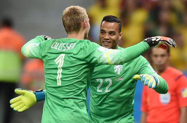 Голландия стала первой командой в истории, у которой сыграли все 23 игрока на ЧМ
