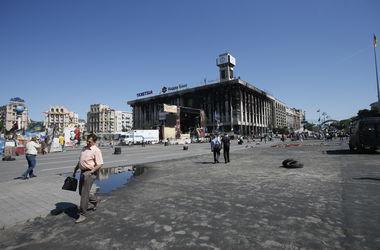 Капитальный ремонт центра Киева обойдется в 10 миллионов гривен