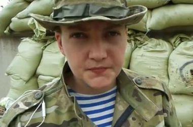 """Террористы опасались пленной Савченко и называли ее """"супербойцом"""""""