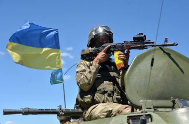 Силы АТО уничтожили колонну боевиков  и грузовики с оружием около Зеленополья