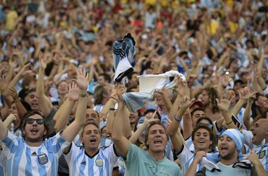 ЧМ-2014 стал вторым по посещаемости матчей за всю историю турнира