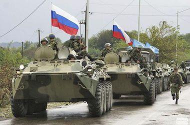 Вблизи границы напротив Луганской области зафиксировано большое скопление российских войск – ГПСУ