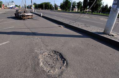 В Луганске 14 человек получили огнестрельные ранения, три погибли