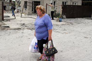Зону АТО покинули более 40 тысяч местных жителей