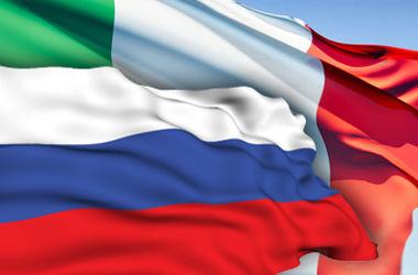 Италию обвинили в блокировании жестких санкций против РФ