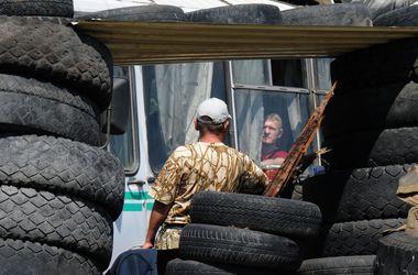 Боевики бегут из Донецка, притворяясь мирными жителями – СНБО