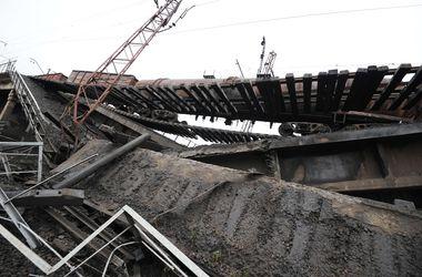 Ситуация в зоне АТО: боевики взрывают мосты и активно уничтожают инфраструктуру городов – СНБО