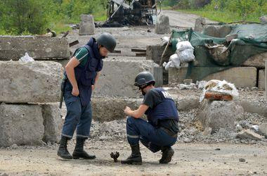 Пиротехники в Славянске за неделю нашли 2600 мин, заложенных террористами