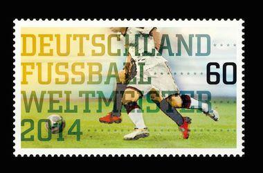 В Германии уже выпустили марку в честь победы на ЧМ