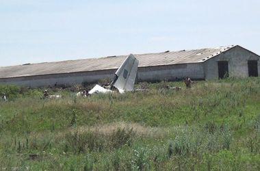 МВД подтверждает потерю Ан-26, два пилота успели спастись