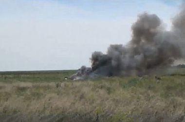 Ан-26 был сбит, вероятно, с территории РФ, - министр обороны