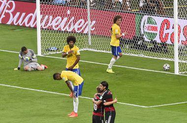 На ЧМ-2014 футболисты чаще всего забивали голы правой ногой и с пределов штрафной площади