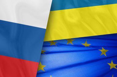 Россия ответила на санкции ЕС