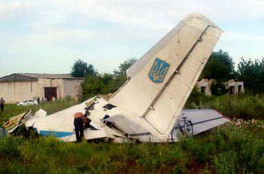 """Ан-26 был сбит """"Панцирем"""" или ракетой класса """"воздух-воздух"""" - СНБО"""