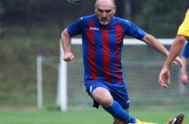 Бывший вице-губернатор Харьковской области бросил мячом в футбольного арбитра