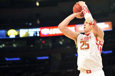 Баскетболист сборной Украины Алексей Лэнь сломал палец