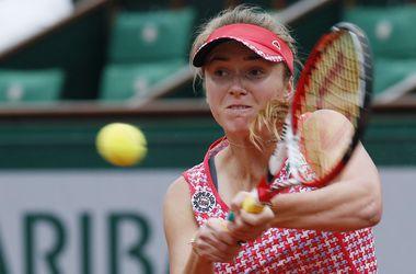 Элина Свитолина вышла во второй круг турнира в Стамбуле