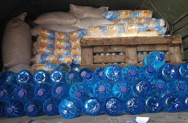 Жители Николаева отправили гуманитарную помощь  военным и жителям Краматорска
