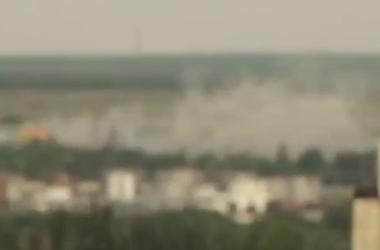 В Луганской области сбит военно-транспортный самолет Ан-26