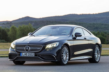 <p>Mercedes S65 AMG Coupe. Фото: auto.onliner.by</p>