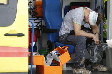 Число жертв аварии в московском метро растет