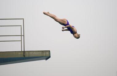 Украинцы поднялись на подиум Кубка мира по прыжкам в воду