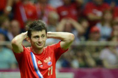 ЦСКА потребует от ФИФА компенсацию за травму Дзагоева