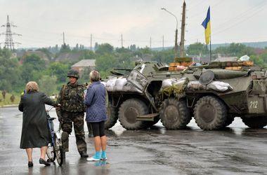 Селезнев: Мы не используем оружие против мирного населения