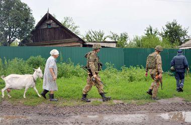 Из Славянска вместе с террористами сбежали местные милиционеры