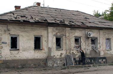 Куда прятаться жителям Луганска во время обстрелов