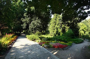 В парках на киевской Троещине появится бесплатный интернет