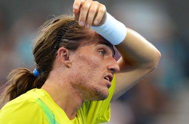 Долгополов не сумел преодолеть третий круг турнира в Гамбурге
