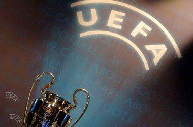 Украинские и российские клубы разведут в еврокубках