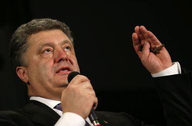"""Порошенко  о крушении """"Боинга-777"""" на  Донбассе: Терроризм не локальная, а мировая проблема"""