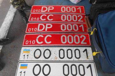На Одесской границе задержали крымского лже-дипломата