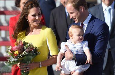 """Принц Уильям о сыне: """"Он уже устанавливает свои порядки"""""""