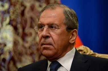 Лавров допустил точечные удары по Украине