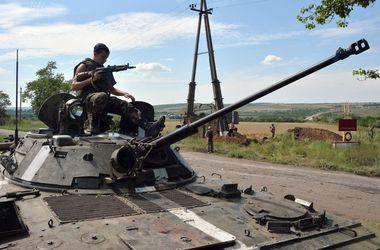 СНБО: Активные бои идут возле Лисичанска, Северодонецка, Луганска и Дзержинска