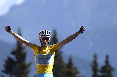 "Винченцо Нибали выиграл 13-й этап ""Тур де Франс"""