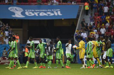 Дисквалификация сборной Нигерии отменена