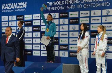 Украинка Ольга Харлан выиграла чемпионат мира в Казани
