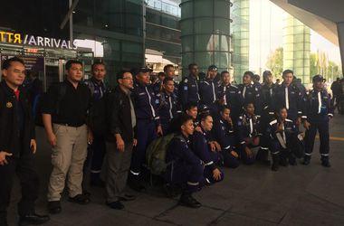 В Украину прибыли авиационные эксперты из Малайзии